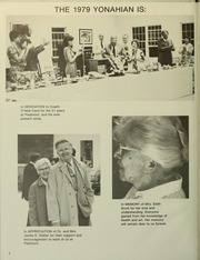 Page 6, 1979 Edition, Piedmont College - Yonahian Yearbook (Demorest, GA) online yearbook collection