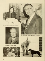 Page 10, 1983 Edition, Piedmont College - Yonahian Yearbook (Demorest, GA) online yearbook collection
