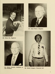 Page 11, 1983 Edition, Piedmont College - Yonahian Yearbook (Demorest, GA) online yearbook collection