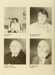 Page 12, 1983 Edition, Piedmont College - Yonahian Yearbook (Demorest, GA) online yearbook collection