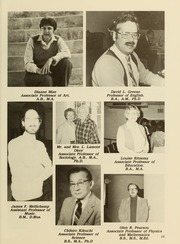 Page 17, 1983 Edition, Piedmont College - Yonahian Yearbook (Demorest, GA) online yearbook collection
