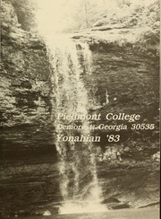 Page 5, 1983 Edition, Piedmont College - Yonahian Yearbook (Demorest, GA) online yearbook collection