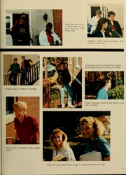 Page 15, 1988 Edition, Piedmont College - Yonahian Yearbook (Demorest, GA) online yearbook collection