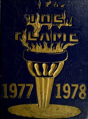 1978 Edition, Fort Valley State University - Flame Yearbook (Fort Valley, GA)