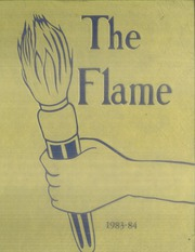 1984 Edition, Fort Valley State University - Flame Yearbook (Fort Valley, GA)
