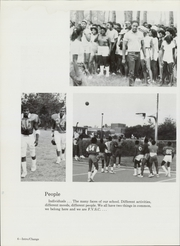 Page 10, 1984 Edition, Fort Valley State University - Flame Yearbook (Fort Valley, GA) online yearbook collection