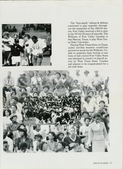 Page 17, 1984 Edition, Fort Valley State University - Flame Yearbook (Fort Valley, GA) online yearbook collection