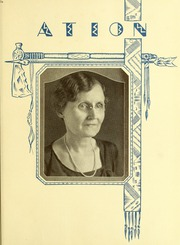 Page 9, 1930 Edition, LaGrange College - Quadrangle Yearbook (Lagrange, GA) online yearbook collection