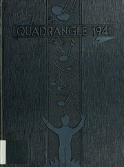 Page 1, 1941 Edition, LaGrange College - Quadrangle Yearbook (Lagrange, GA) online yearbook collection