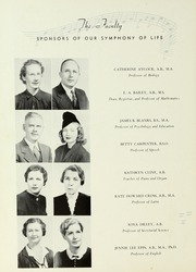 Page 14, 1941 Edition, LaGrange College - Quadrangle Yearbook (Lagrange, GA) online yearbook collection