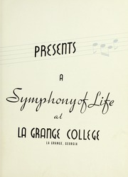 Page 7, 1941 Edition, LaGrange College - Quadrangle Yearbook (Lagrange, GA) online yearbook collection