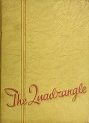 Page 1, 1942 Edition, LaGrange College - Quadrangle Yearbook (Lagrange, GA) online yearbook collection
