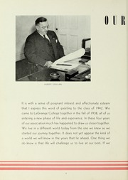 Page 12, 1942 Edition, LaGrange College - Quadrangle Yearbook (Lagrange, GA) online yearbook collection