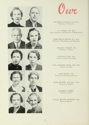 Page 14, 1942 Edition, LaGrange College - Quadrangle Yearbook (Lagrange, GA) online yearbook collection