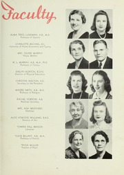 Page 15, 1942 Edition, LaGrange College - Quadrangle Yearbook (Lagrange, GA) online yearbook collection