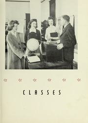Page 17, 1943 Edition, LaGrange College - Quadrangle Yearbook (Lagrange, GA) online yearbook collection