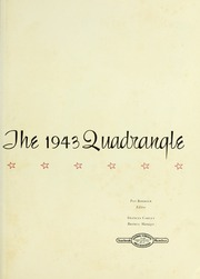 Page 5, 1943 Edition, LaGrange College - Quadrangle Yearbook (Lagrange, GA) online yearbook collection