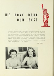 Page 8, 1943 Edition, LaGrange College - Quadrangle Yearbook (Lagrange, GA) online yearbook collection