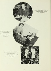 Page 14, 1946 Edition, LaGrange College - Quadrangle Yearbook (Lagrange, GA) online yearbook collection
