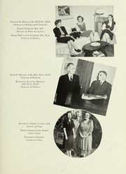 Page 15, 1946 Edition, LaGrange College - Quadrangle Yearbook (Lagrange, GA) online yearbook collection
