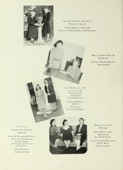 Page 16, 1946 Edition, LaGrange College - Quadrangle Yearbook (Lagrange, GA) online yearbook collection