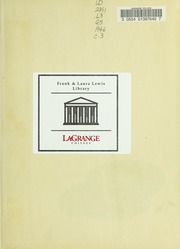 Page 3, 1946 Edition, LaGrange College - Quadrangle Yearbook (Lagrange, GA) online yearbook collection