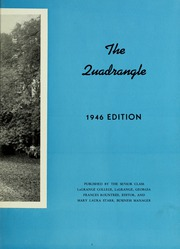 Page 7, 1946 Edition, LaGrange College - Quadrangle Yearbook (Lagrange, GA) online yearbook collection