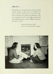 Page 8, 1946 Edition, LaGrange College - Quadrangle Yearbook (Lagrange, GA) online yearbook collection