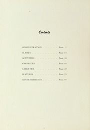 Page 12, 1947 Edition, LaGrange College - Quadrangle Yearbook (Lagrange, GA) online yearbook collection
