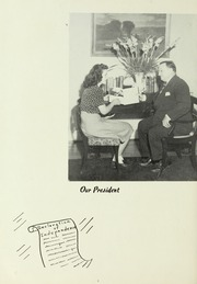 Page 14, 1947 Edition, LaGrange College - Quadrangle Yearbook (Lagrange, GA) online yearbook collection