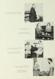Page 16, 1947 Edition, LaGrange College - Quadrangle Yearbook (Lagrange, GA) online yearbook collection