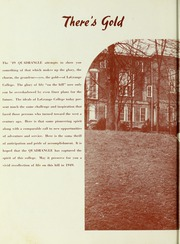Page 8, 1949 Edition, LaGrange College - Quadrangle Yearbook (Lagrange, GA) online yearbook collection