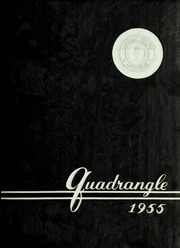 Page 1, 1955 Edition, LaGrange College - Quadrangle Yearbook (Lagrange, GA) online yearbook collection