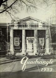 Page 5, 1955 Edition, LaGrange College - Quadrangle Yearbook (Lagrange, GA) online yearbook collection