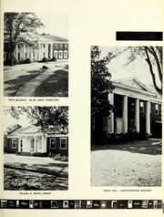 Page 11, 1959 Edition, LaGrange College - Quadrangle Yearbook (Lagrange, GA) online yearbook collection
