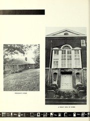 Page 12, 1959 Edition, LaGrange College - Quadrangle Yearbook (Lagrange, GA) online yearbook collection