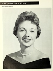 Page 16, 1959 Edition, LaGrange College - Quadrangle Yearbook (Lagrange, GA) online yearbook collection