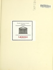 Page 3, 1965 Edition, LaGrange College - Quadrangle Yearbook (Lagrange, GA) online yearbook collection