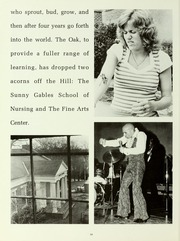 Page 14, 1974 Edition, LaGrange College - Quadrangle Yearbook (Lagrange, GA) online yearbook collection