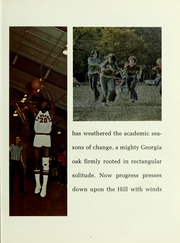 Page 9, 1974 Edition, LaGrange College - Quadrangle Yearbook (Lagrange, GA) online yearbook collection