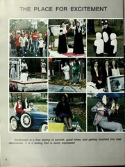 Page 12, 1981 Edition, LaGrange College - Quadrangle Yearbook (Lagrange, GA) online yearbook collection