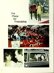 Page 8, 1981 Edition, LaGrange College - Quadrangle Yearbook (Lagrange, GA) online yearbook collection