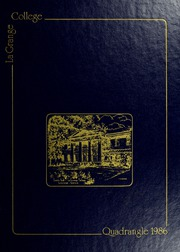 Page 1, 1986 Edition, LaGrange College - Quadrangle Yearbook (Lagrange, GA) online yearbook collection