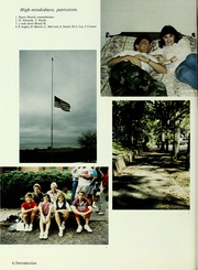 Page 10, 1986 Edition, LaGrange College - Quadrangle Yearbook (Lagrange, GA) online yearbook collection