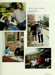 Page 11, 1986 Edition, LaGrange College - Quadrangle Yearbook (Lagrange, GA) online yearbook collection