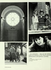 Page 12, 1986 Edition, LaGrange College - Quadrangle Yearbook (Lagrange, GA) online yearbook collection