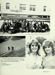 Page 13, 1986 Edition, LaGrange College - Quadrangle Yearbook (Lagrange, GA) online yearbook collection