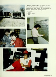 Page 15, 1986 Edition, LaGrange College - Quadrangle Yearbook (Lagrange, GA) online yearbook collection