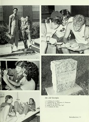 Page 17, 1986 Edition, LaGrange College - Quadrangle Yearbook (Lagrange, GA) online yearbook collection
