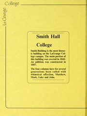 Page 2, 1986 Edition, LaGrange College - Quadrangle Yearbook (Lagrange, GA) online yearbook collection